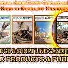 VOL 10, ISSUE 5 SEP/OCT 1984 NARROW GAUGE & SHORT LINE GAZETTE MAGAZINE