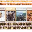 VOL 6, ISSUE 6 NOV/DEC 1980 NARROW GAUGE & SHORT LINE GAZETTE MAGAZINE