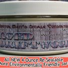 AGED DRIFTWOOD WEATHERING STAIN-4oz READY-TO-USE Wood/Plaster/Plastic NEW HO/Nn