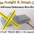OPEN WOOD FLAT TRUCK BED (1 Kit) N/Nn3/1:160-Scale CAL FREIGHT & Co