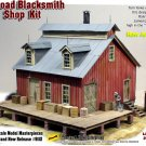 RAILROAD BLACKSMITH SHOP Built Up Model Thomas Yorke/SMM On3/On30 *New Release*