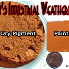 FRESH DRY RUST Doctor Ben's Weathering Pigment-2oz  PIGMENTS *NEW* N/HO/S/O/G