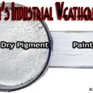 Titanium White Industrial Weathering Pigment/Paint Doctor Ben's PIGMENTS *NEW*