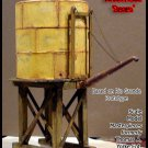 Rio Grande La Jara Water Tank Kit Scale Model Masterpieces/Yorke On3/On2/On30