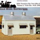 1950's Transition Era Pre-Fab Metal Yard Office Kit Yorke/SMM MIB HO/1;87 *NEW*