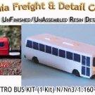 30' METRO BUS KIT (1 Kit) N/Nn3-Scale CAL FREIGHT