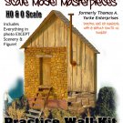 PRACTICE WALL W/DETAILS KIT Scale Model Masterpieces/Thomas Yorke HO/HOn30/1;87