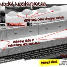 """COKE OVENS """"Extension/Expansion"""" KIT Scale Model Masterpieces/YORKE/NEW 1;87/HO/HOn2/HOn30"""