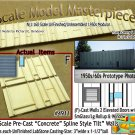 Tilt-Up Walls (F)-2 Elevated Doors-1eaSm/Lg & Window (2pcs) - 20'x40' SMM-N/Nn3