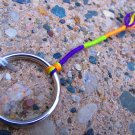 Colorful Wrap Keychain