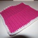 Pink Hot Pad