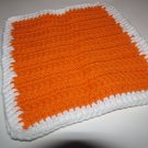 Orange Hot Pad