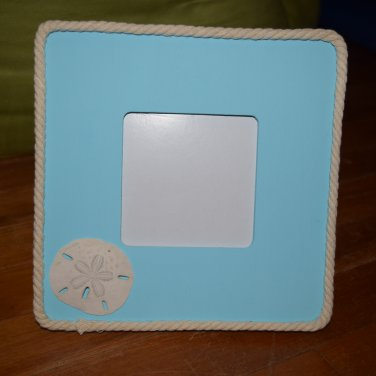 Sand Dollar Picture Frame