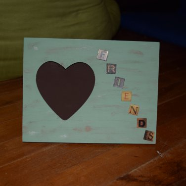 FRIENDS Heart Picture Frame