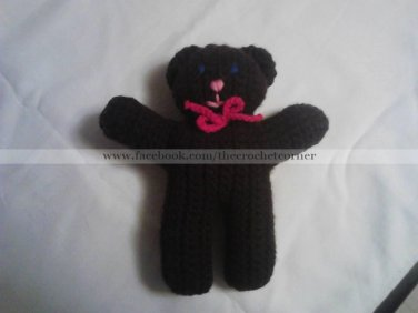 """Buddy"" Bear Dog Toy"