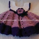 Sugar & Spice Baby Dress