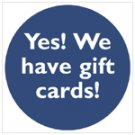 Gift Card $50.00