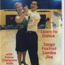 BALLROOM DANCING FOR BEGINNERS II Tango FOXTROT Samba +