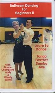 BALLROOM DANCING FOR BEGINNERS II Tango FOXTROT Samba +