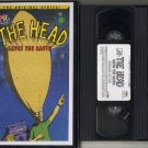 Rare! MTV THE HEAD SAVES THE EARTH Animated TV oop VHS