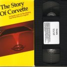 THE STORY OF CORVETTE An Inside Look At History VHS