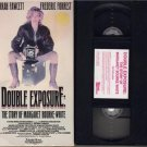 DOUBLE EXPOSURE The Story of Margaret Bourke-White FARRAH FAWCETT 1989 TV MOVIE vhs video