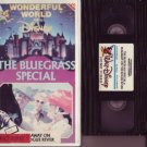 WONDERFUL WORLD OF DISNEY The BLUEGRASS SPECIAL Double!