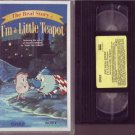 The REAL STORY OF I'M A LITTLE TEAPOT Julian Lennon VHS
