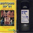 BOTTOMS UP COMEDY REVUE 1981 Harrah's Lake Tahoe VHS