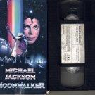 MICHAEL JACKSON 1988 MOONWALKER 94 Min. VHS