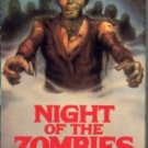 NIGHT OF THE ZOMBIES Cannibal HELL OF THE LIVING DEAD