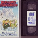 BARNYARD COMMANDOS The TREASURE OF RAM PARK MOUNTAIN vhs VIDEO