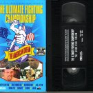 ULTIMATE FIGHTING CHAMPIONSHIP UFC 3 AMERICAN DREAM vhs