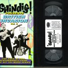 SHINDIG! Rare! BRITISH INVASION VOLUME 2 The YARDBIRDS Zombies ANIMALS vhs