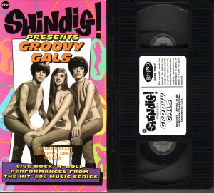 SHINDIG! Presents GROOVY GALS The Supremes TINA TURNER Aretha Franklin SHANGRI-LAS