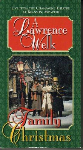 A LAWRENCE WELK FAMILY CHRISTMAS 1995 CHRISTMAS REUNION CONCERT Fern Welk VHS