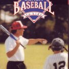 New/Sealed! HOW TO COACH BASEBALL TO KIDS Coaching INTRODUCTORY SYSTEM Teach VHS