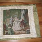 Tapestry Pillow cover Victorian  Dance Free Shipping