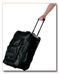 Super Deluxe Backpack/Rolling Cart
