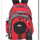 Multi-Purpose Backpack - Red