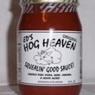Ed's Hog Heaven Squealin' Good Sauce - Original