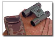 Magnacraft 10x25 Camouflage Binoculars