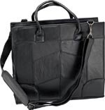 Embassy Solid Genuine Leather Computer Bag