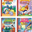 240 Page Color and Activity Books