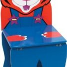 Hand Painted Childrens Tiger Chair