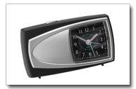 Mitaki Japan Small Quartz Alarm Clock