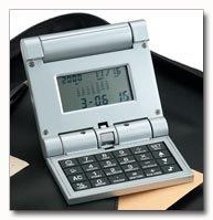 MTronic World Time Clock/Calendar/Calculator