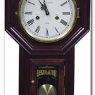 Kassel School House Regulator Style Clock