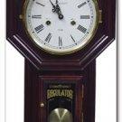 Kassel School House Regulator Style Clock