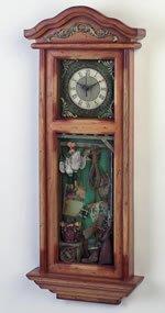 Club Fun Decorative Wall Clock